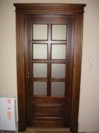 Drzwi z drewna - wewnętrzne